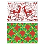 Holiday Paper Placemats
