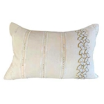 Allem Embroidered Pillow