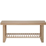 Oak Table / Bench