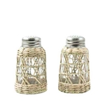 Seagrass Salt and Pepper Set