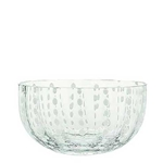 Italian Transparent Perle Bowl