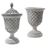 Pair of Lattice Urns