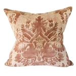 Fortuny Glicine Pillow