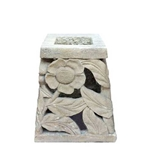 Fretwork Stone Element