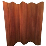 French Pine Folding Screen