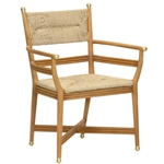 Sussex Rush Arm Chair