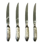 Sheffield Silver Steak Knives