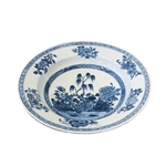 Chinese Blue Willow Porcelain Bowls