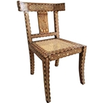 Klismos Inlay Chair