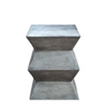 Square Brancusi Stone Table