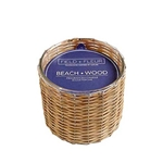 Beach Wood Scented Candle