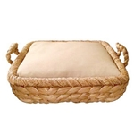 Seagrass Dog Bed