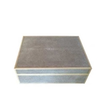 Faux Shagreen Box