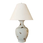 Celadon Spotted Lamp
