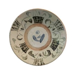 Ching Dynasty Plate