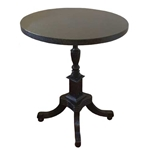 Colonial Ebonized Table