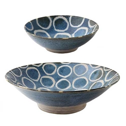 Japanese Circle Bowls