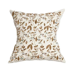 Raga Embroidered Pillow