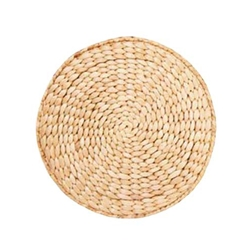 Round Hyacinth Placemat