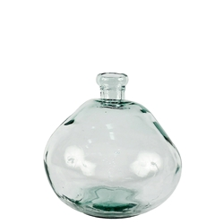 Spanish Glass Orgo Vase