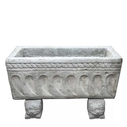 Grecian Stone Trough