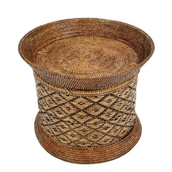 Woven Pagan Table