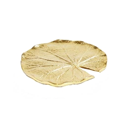 Gilded Lily Coaster