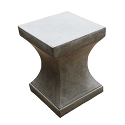 Square Tapered Stone Table