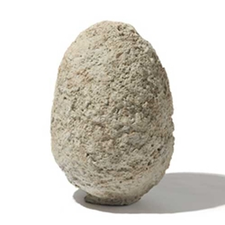 Egg Stone Sculpture