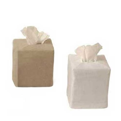 Linen Tissue Covers
