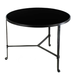 Iron Moderne Table