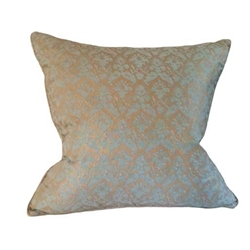 Pair Fortuny Delfino Pillows